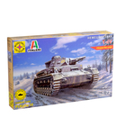 Сборная модель «Немецкий танк Т-IV» (1:72)