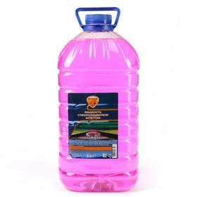 Жидкость стеклоомывателя Элтранс ЛЕТО, Жевательная резинка, 5 л Ош