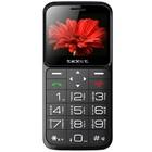 Сотовый телефон Texet TM-B226 черно-красный