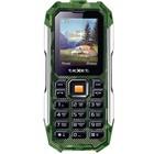 Сотовый телефон Texet TM-518R зеленый