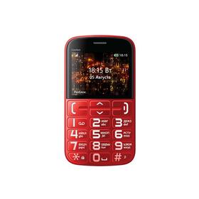 "Сотовый телефон BQ 2441 Comfort, 2.4"", 2 sim, 32Мб, microSD, 1450 мАч"