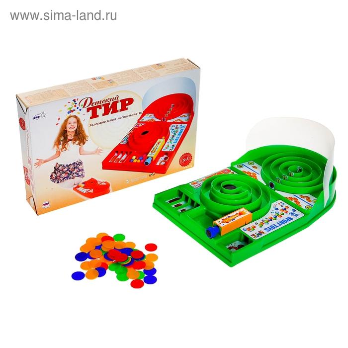 Настольная игра «Детский тир»