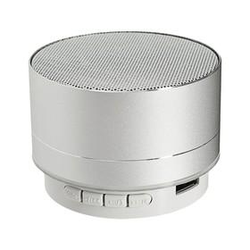 Портативная колонка LuazON LAB-05, Bluetooth, USB, microSD, microUSB, МИКС Ош