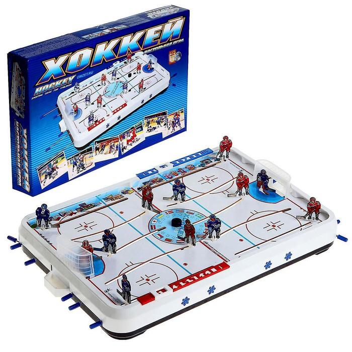 """Настольная игра """"Хоккей №1"""""""
