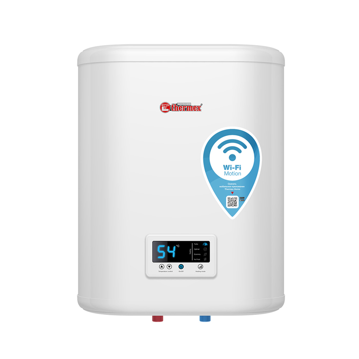 Водонагреватель Thermex IF 30-V (pro) Wi-Fi, накопительный, 2 кВт, 30 л, белый