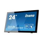"Монитор Iiyama 24"" T2435MSC-B2 VA 8ms 16:9 DVI HDMI Cam 178/178 1920x1080 D-Sub DP USB Touch   32951"