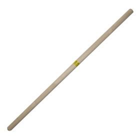 Черенок деревянный, d = 30 мм, длина 130 см, 2 сорт
