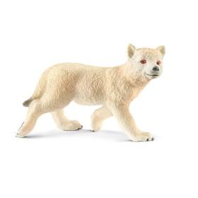 Фигурка «Детёныш мелвильского островного волка»