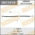 Шланг тормозной  Masuma BH151