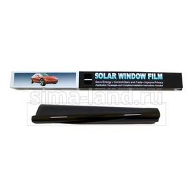 Пленка тонировочная Top-Solar, 0.5 x 3 м, 15% Black Ош