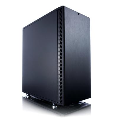 Корпус Fractal Design Define C, без БП, ATX, черный - Фото 1