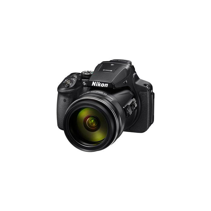 Фотоаппарат Nikon CoolPix P900 черный 16Mpix Zoom83x