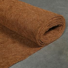 Кокосовое полотно для мульчирования, 1 × 3 м, «Мульчаграм»
