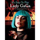 Сборник хитов Леди Гага для начинающих, 64 стр., язык: английский