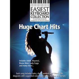 Сборник хитов для игры на клавишных, 48 стр., язык: английский Ош