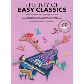 Играем классические пьесы для начинающих, 80 стр., язык: английский Ош