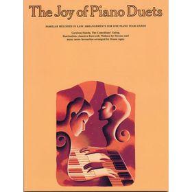 The Joy Of Piano Duets сборник фортепианных дуэтов, 80 стр., язык: английский Ош