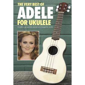 Песни Эдель для игры на укулеле, 48 стр., язык: английский Ош