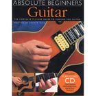 Absolute Beginners: Guitar - Book One 48 стр., язык: английский