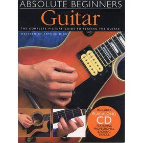 Absolute Beginners: Guitar - Book One 48 стр., язык: английский Ош