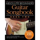 Absolute Beginners: Guitar Songbook - Book Two, книга 2, 48 стр., язык: английский