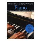 Absolute Beginners: Piano Book One книга 1, 40 стр., язык: английский