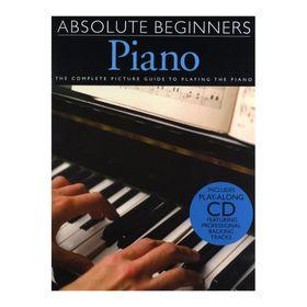 Absolute Beginners: Piano Book One книга 1, 40 стр., язык: английский Ош