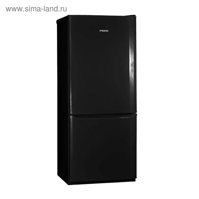Холодильник Pozis RK-101 В, 250 л, класс А+, регулирование высоты полок, чёрный