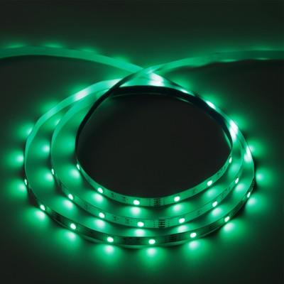 Светодиодная лента Ecola LED strip PRO, 10 мм, 12 В, RGB, 7,2 Вт, 30Led/m, IP20, 5 м - Фото 1