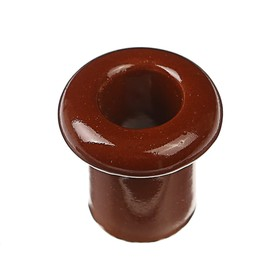 Втулка-проход через стену Bironi, цвет коричневый Ош