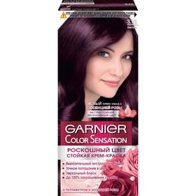 Краска для волос Garnier Color Sensation, тон 3.16, аметист
