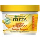Маска для волос 3 в 1 Fructis Superfood «Банан», питательная, для очень сухих волос, 390 мл