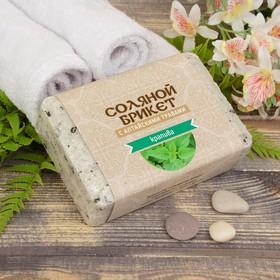 Соляной брикет с алтайскими травами 'Крапива' 1,35 кг Ош