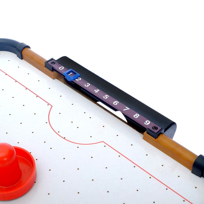 Аэрохоккей «Великолепный матч», работает от батареек