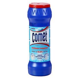 """Чистящий порошок Comet """"Океан"""" универсальный, 475 г"""