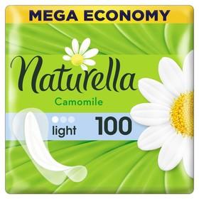 Прокладки ежедневные Naturella Light, 100 шт