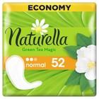 Прокладки ежедневные Naturella Normal зеленый чай, 52 шт