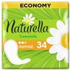 Прокладки ежедневные Naturella Normal, 34 шт.