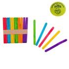 Счётные палочки цветные, набор 50 шт., длина: 11 см
