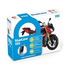 Автосигнализация Starline Moto V66 Ош