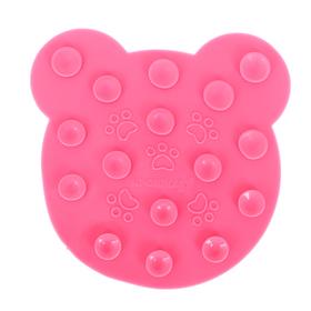 Мини-коврик для ванны на присосках «Мишка» Ош