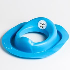 Детская накладка на унитаз Opa, цвет голубая лагуна