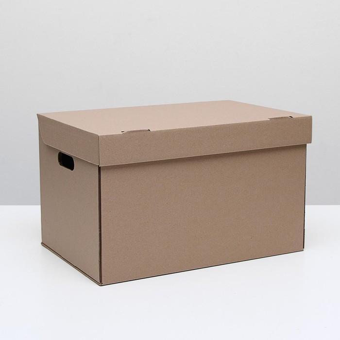 Коробка для хранения  48 х 32,5 х 29,5 см