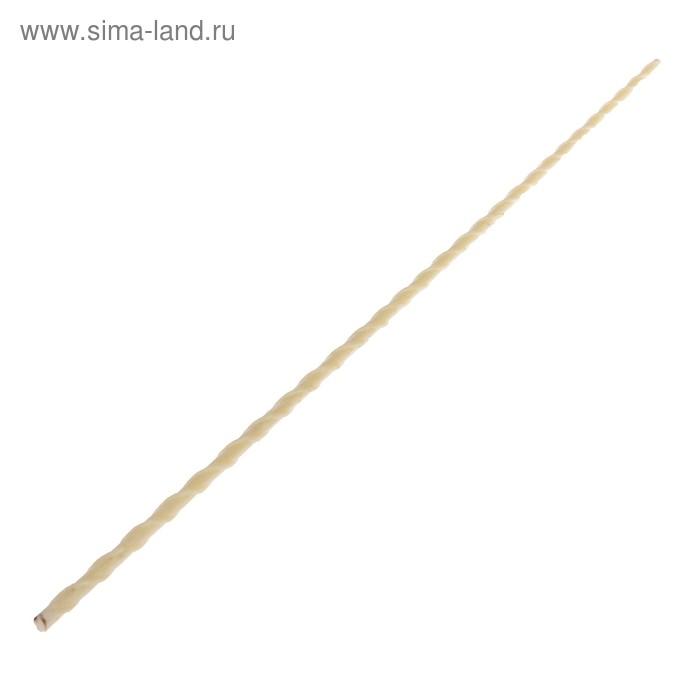 Колышек для подвязки растений, h = 50 см, d = 0.6 см, стеклопластик