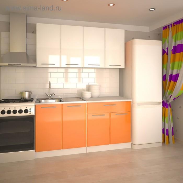 кухни бежевый верх персиковый низ фото зову сердца