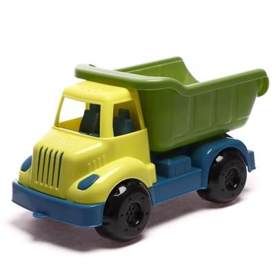 Машинка детская «Самосвал мини», жёлтый - Фото 1