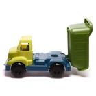 Машинка детская «Самосвал мини», жёлтый - Фото 2