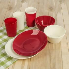 "Набор посуды на 4 персоны ""BBQ Time"", 13 предметов"