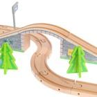 Железная дорога, 80 деталей - Фото 9