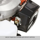 """Триммер """"ЗУБР"""" КРБ-430, бензиновый, 1.5/1.1 л.с./кВт, 10000 об/мин, скос леска/нож 440/255 - Фото 5"""